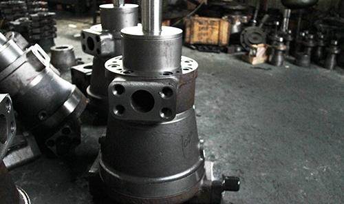 轴向柱塞泵成品