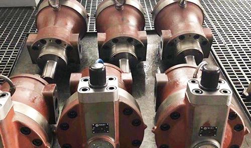轴向柱塞泵加工