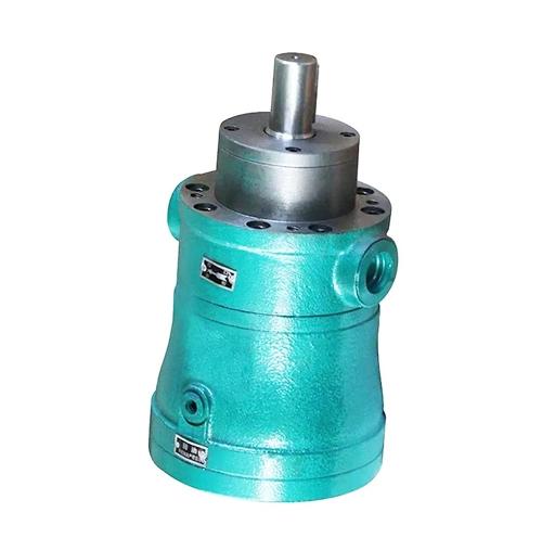 山东MCY14-1B(MCM14-1B)定量轴向柱塞泵(马达)