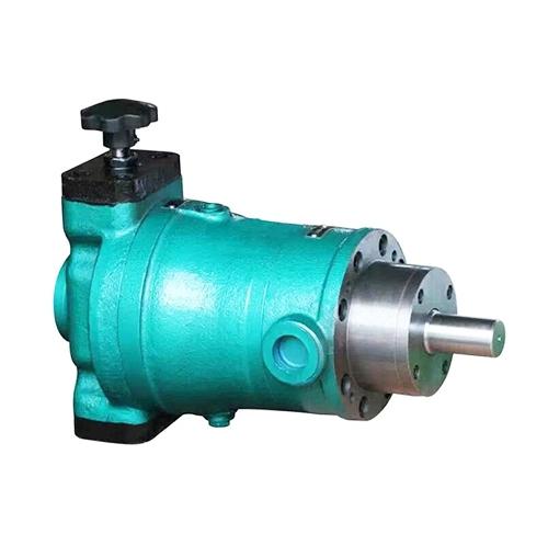 山东SCY14-1B手动变量轴向柱塞泵