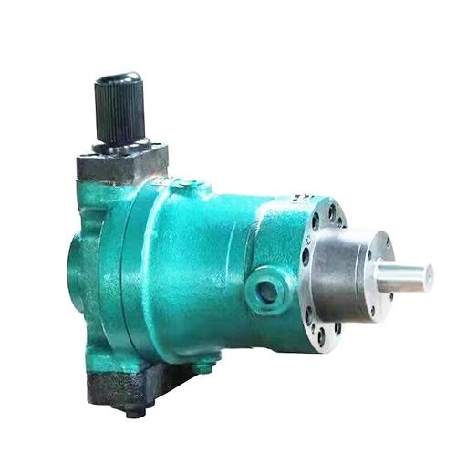 山东CCY14-1B机动(伺服)变量轴向柱塞泵
